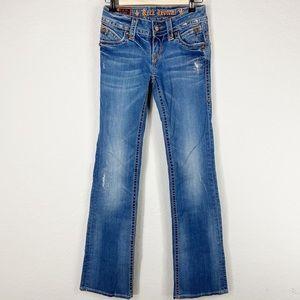 ROCK REVIVAL Amy Bootcut Jeans 27